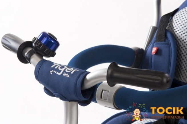 ✓ Велосипед триколісний Sun Baby Little Tiger T500 Marroon — купити ... b5d8345cc7ee8