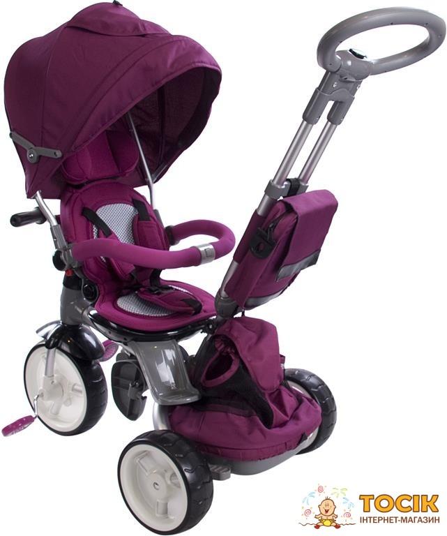 ✓ Велосипед триколісний Sun Baby Little Tiger T500 Blue — купити за ... cdc1d52570df4