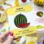 КЕНГУРУ Угадай силует Овочі та фрукти 30 карток КН829001УА 6