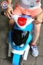 ТЕХНОК Біговел Мотоцикл Police голубий муз 5781 3