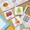 КЕНГУРУ Логічні ігри Вивчай форми 24 картки КН918002У 2