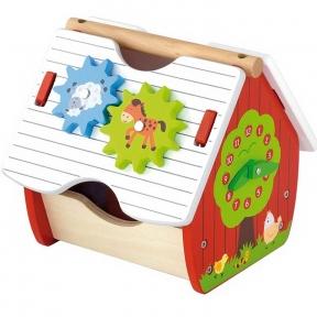 Розвиваюча іграшка Весела ферма Viga Toys 50533