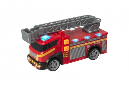 TEAMSTERZ Пожежна машина Light&Sound 15 см 1416565