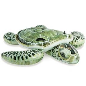 Плотик надувний Черепаха Intex 57555