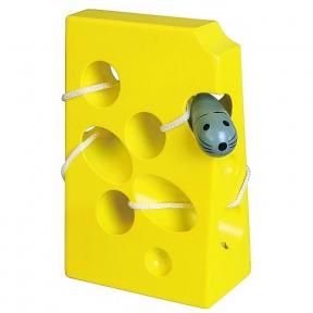 Шнурівка Сир Viga Toys 56281