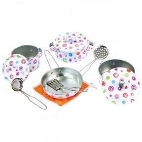 Набір іграшкового емальованого посуду Bino 83390