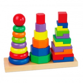 Пірамідка Viga Toys 50567