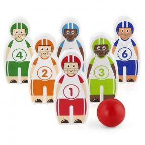 Гра Боулінг Viga Toys 50666