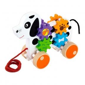 Каталка Цуценя Viga Toys 50977