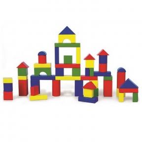 Набір будівельних блоків 50 ел Viga Toys 59542