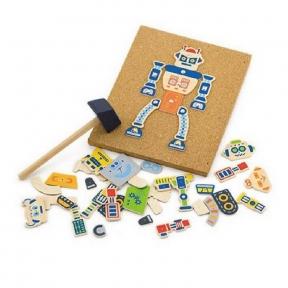 Набір для творчості Робот Viga Toys 50335