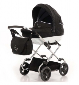 Лялькова коляска Junama Diamond S-line Mini