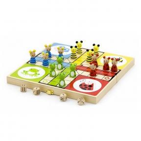 Гра настільна Лудо Viga Toys 50064