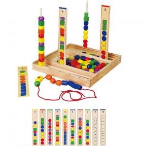 Набір для навчання Логіка Viga Toys 56182