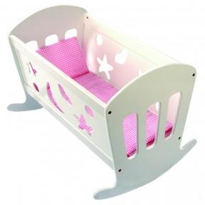 Ліжечко для ляльки Bino 83699