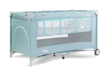 Ліжко-манеж Caretero Basic Plus