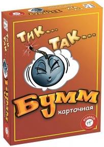 PIATNIK Настільна гра Тік-Так Бумм 785191
