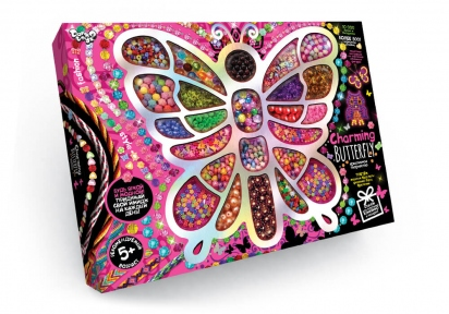 DANKO TOYS Набір креативної творчості Charming Butterfly CHB-01-01