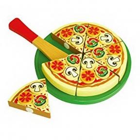 Ігровий набір Піца Viga Toys 58500