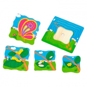 Пазл Метелик Viga Toys 59517VG