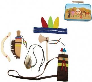 Набір індіанця у валізі Bino 83530