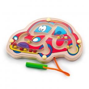 Магнітний лабіринт Машинка Viga Toys 50163