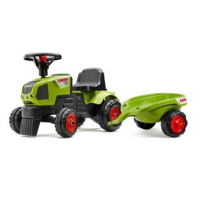 Трактор-каталка з причепом Falk 1012B BABY CLAAS AXOS 310