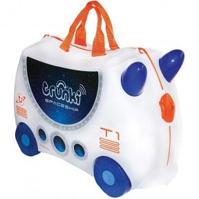 Дитяча валіза для подорожей Trunki Skye Spaceship 0311-GB01-UKV