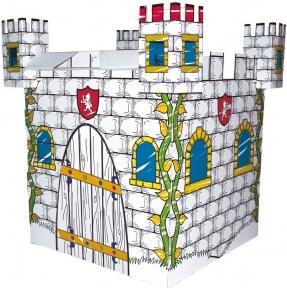 Картонний будинок Фортеця Bino 44003