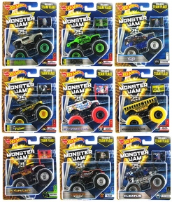 HOT WHEELS Машинка базова Monster Jam 21572