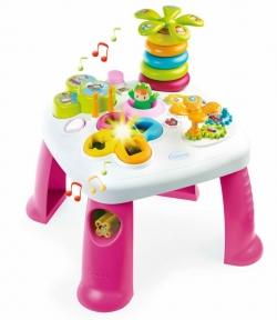COTOONS Дитячий ігровий стіл Квіточка рожевий 211170