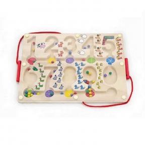 Розвиваюча іграшка Лабіринт Цифри Viga Toys 50180