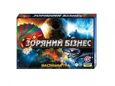 ТЕХНОК Экономическая игра Звездный бизнес 0397