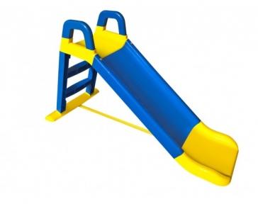 DOLONI Гірка для катання 140 см синьо-жовта 0140/03