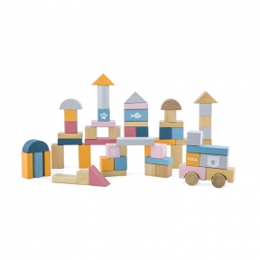 Набір будівельних блоків 60 ел Viga Toys PolarB 44010