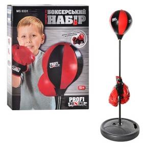 PROFI Боксерський набір на стійці MS 0331