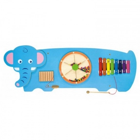 Бізіборд Слон Viga Toys 50472