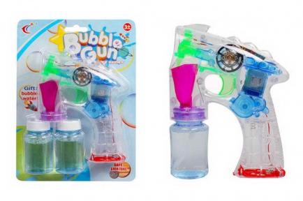 Пістолет з мильними бульбашками NON 568-2