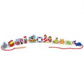 Шнурівка Пірат Viga Toys 59852VG