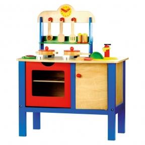 Кухня дитяча дерев'яна Bino 83720