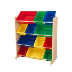 Меблі для зберігання іграшок 12 поличок KidKraft 16774