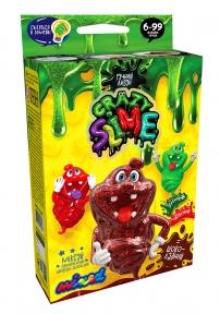 DANKO TOYS Набір дослідів Crazy Slime Mini SLM-02