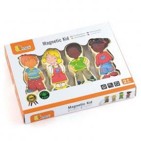 Набір магнітів Діти Viga Toys 59699VG