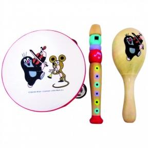 Набір музичних інструментів Кротик Bino 13754