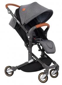 Прогулянкова коляска Babysing I-GO Grey