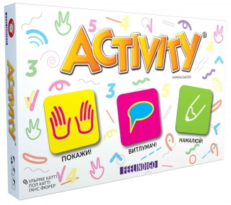 Настільна гра Activity Feelindigo FI19029