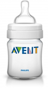 AVENT Бутылочка для кормления Classic 125 мл 4478