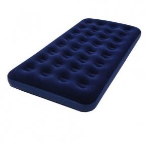 Матрац надувний велюр синій 188х99 см Bestway 67001
