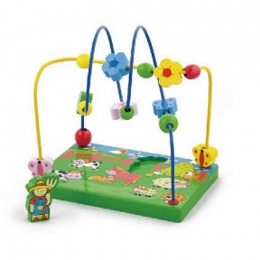 Моторичний лабіринт Ферма Viga Toys 59664