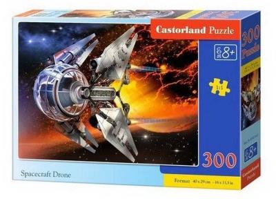 CASTORLAND Пазли 300 Космічний корабель В-030163